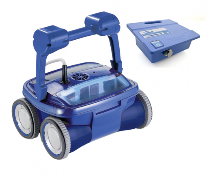 Evac sharkvac robot de piscina hayward for Robot para piscinas