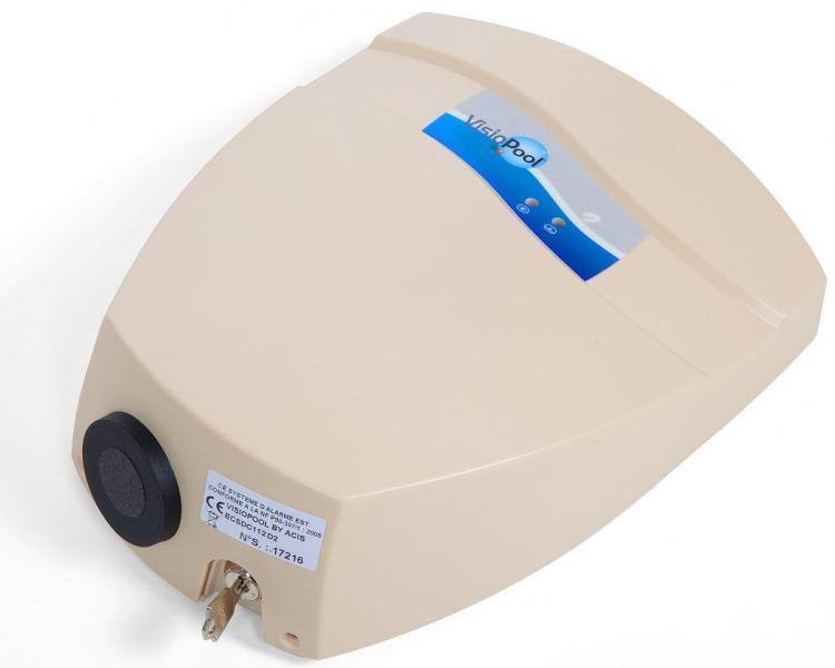 Alarma piscina visiopool aquasensor 100905 for Alarma piscina