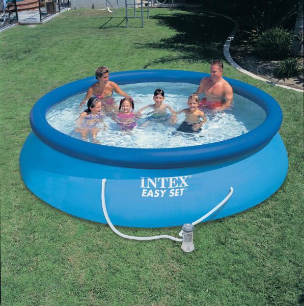 Piscinas hinchables para nios intex for Easy piscinas