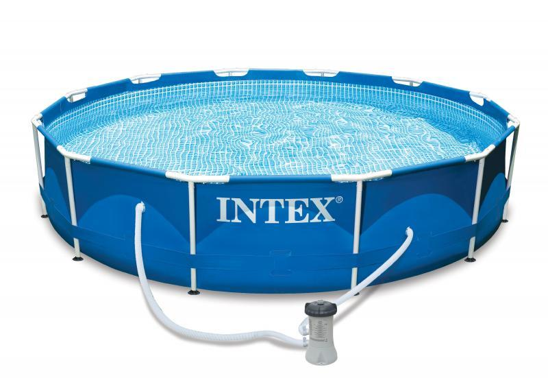 piscinas intex tubulares intex