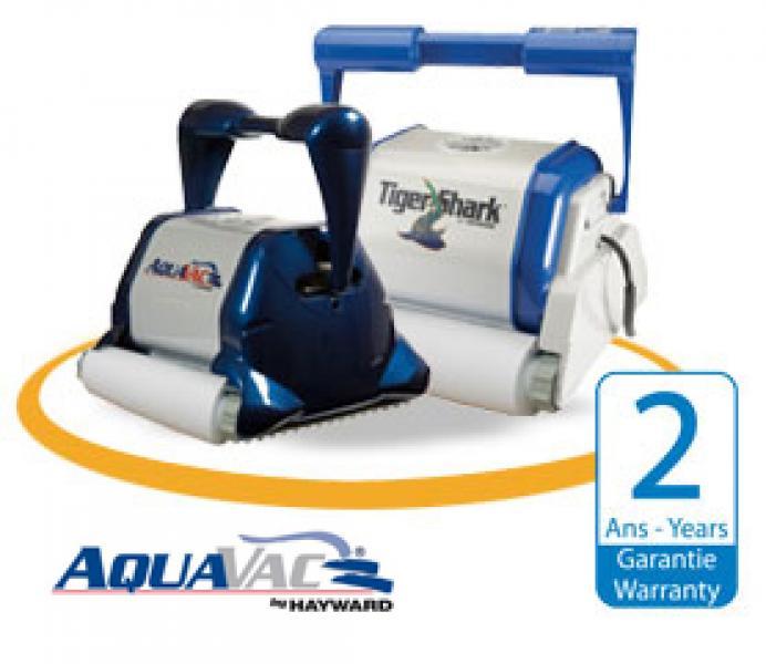 Tigershark robot de piscina aquavac hayward - Robot para piscinas ...
