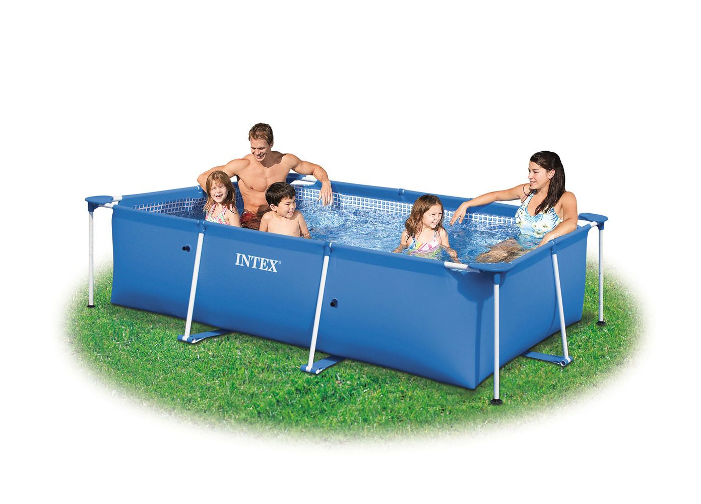 Piscina infantil intex intex for Alberca intex