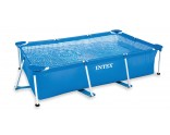 rectangular piscina intex