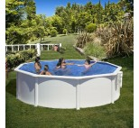 Solar covers round pools